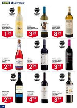 Ofertas de Vino  en el folleto de Makro en El Puerto De Santa María