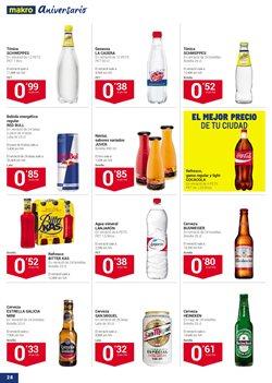 Ofertas de Coca-Cola  en el folleto de Makro en Leganés