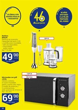 Ofertas de Microondas  en el folleto de Makro en Telde