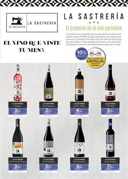 Ofertas de Vino  en el folleto de Makro en Madrid