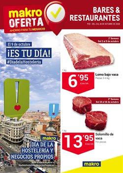 Ofertas de Hiper-Supermercados  en el folleto de Makro en Vila-real