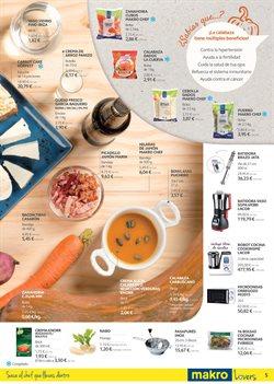 Ofertas de Batidora de vaso  en el folleto de Makro en Madrid