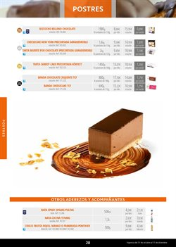 Ofertas de Puleva  en el folleto de Makro en Madrid