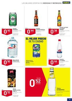 Ofertas de Cerveza  en el folleto de Makro en Las Palmas de Gran Canaria