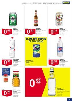 Ofertas de San Miguel  en el folleto de Makro en Córdoba