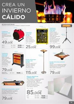 Ofertas de Estufa exterior  en el folleto de Makro en Barcelona