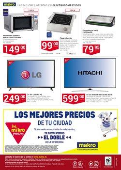 Ofertas de Televisores  en el folleto de Makro en Alcalá de Henares