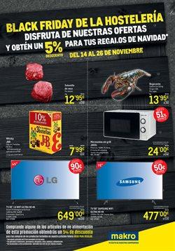 Ofertas de Hiper-Supermercados  en el folleto de Makro en Madrid