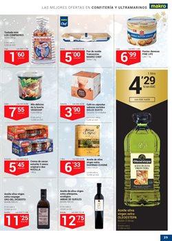 Ofertas de Aceite de oliva virgen extra  en el folleto de Makro en La Orotava