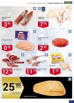Ofertas de Hamburguesas  en el folleto de Makro en San Sebastián de los Reyes
