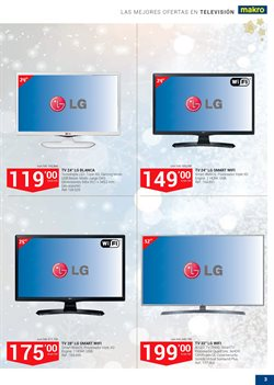 Ofertas de Televisores  en el folleto de Makro en Alcobendas