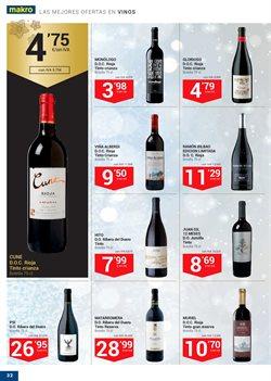 Ofertas de Vino tinto  en el folleto de Makro en Murcia