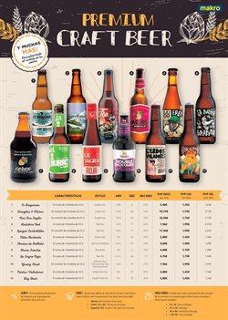 Ofertas de Cerveza  en el folleto de Makro en El Puerto De Santa María