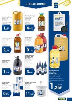 Ofertas de Aceite de oliva  en el folleto de Makro en Granollers