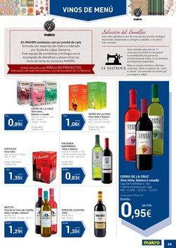 Ofertas de Vino tinto  en el folleto de Makro en Valencia