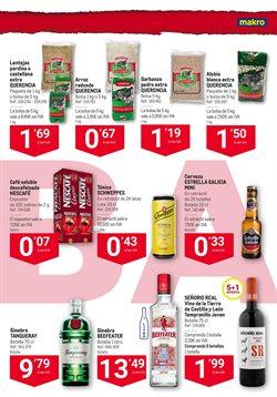 Ofertas de Cerveza  en el folleto de Makro en Madrid