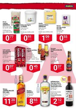Ofertas de Whisky  en el folleto de Makro en Vecindario