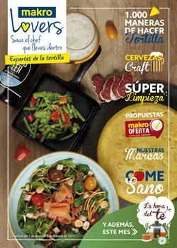 Ofertas de Hiper-Supermercados  en el folleto de Makro en A Coruña