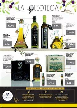 Ofertas de Aceite de oliva  en el folleto de Makro en Santa Lucía de Tirajana