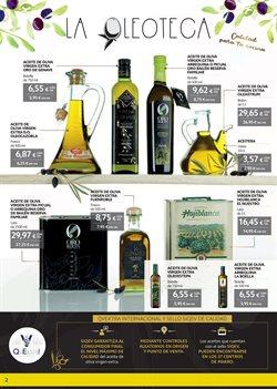 Ofertas de Aceite de oliva virgen extra  en el folleto de Makro en San Sebastián de los Reyes