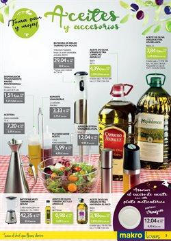 Ofertas de Aceite de oliva  en el folleto de Makro en Santa Coloma de Gramenet