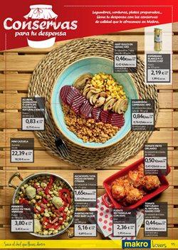 Ofertas de Arroz, pasta y legumbres  en el folleto de Makro en Sagunt-Sagunto