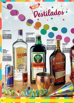 Ofertas de Bebidas  en el folleto de Makro en Málaga
