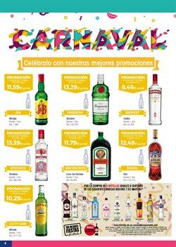 Ofertas de Bebidas alcohólicas  en el folleto de Makro en Alcalá de Henares