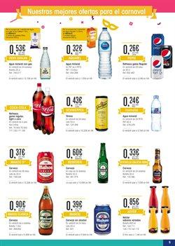 Ofertas de Agua  en el folleto de Makro en San Sebastián de los Reyes