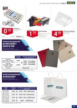 Ofertas de Libros y papelería  en el folleto de Makro en Madrid