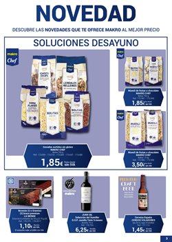 Ofertas de Desayuno  en el folleto de Makro en Barcelona