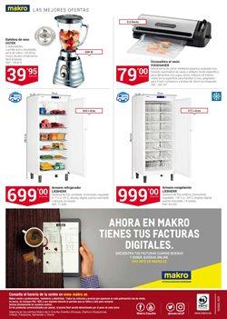 Ofertas de Frigoríficos  en el folleto de Makro en Oviedo