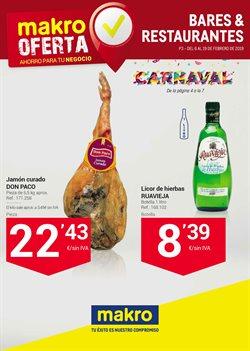 Ofertas de Hiper-Supermercados  en el folleto de Makro en Sagunt-Sagunto