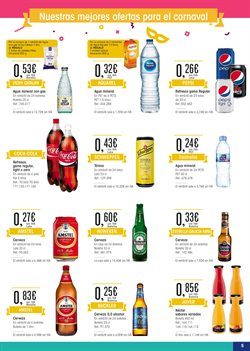 Ofertas de Cerveza  en el folleto de Makro en Murcia