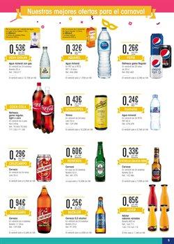 Ofertas de Cerveza  en el folleto de Makro en Málaga