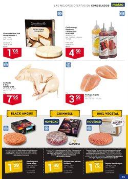 Ofertas de Hamburguesas  en el folleto de Makro en Benalmádena