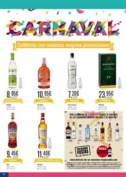 Ofertas de Ginebra  en el folleto de Makro en Santa Lucía de Tirajana