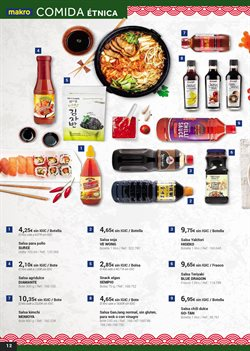 Ofertas de Snacks  en el folleto de Makro en Telde