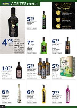 Ofertas de Aceite de oliva  en el folleto de Makro en Premià de Mar