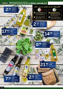 Ofertas de Aceite de oliva virgen  en el folleto de Makro en Granollers