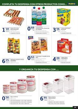 Ofertas de Leche  en el folleto de Makro en Madrid