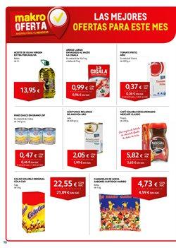 Ofertas de Aceitunas  en el folleto de Makro en Telde