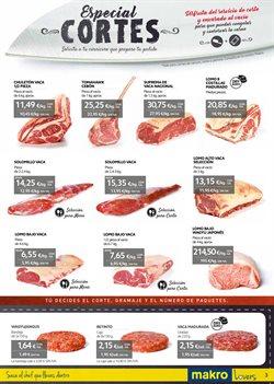 Ofertas de Carne de vacuno  en el folleto de Makro en Madrid