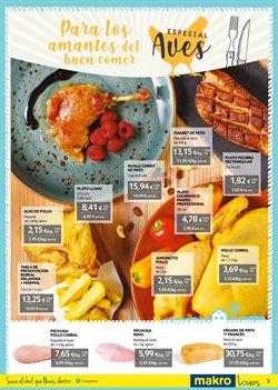 Ofertas de Pechuga de pollo  en el folleto de Makro en Oviedo
