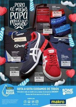 Ofertas de Moda  en el folleto de Makro en Murcia