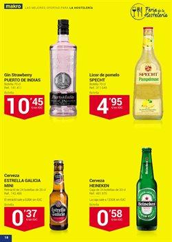 Ofertas de Heineken  en el folleto de Makro en Vecindario