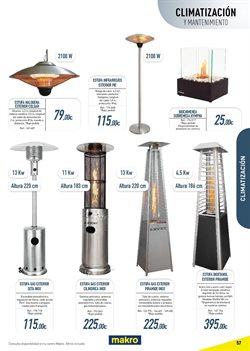 Ofertas de Calefacción  en el folleto de Makro en Coslada