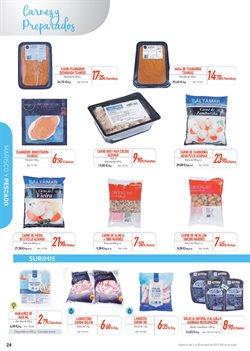 Ofertas de Surimi  en el folleto de Makro en San Fernando