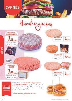 Ofertas de Hamburguesas de pollo  en el folleto de Makro en Bilbao