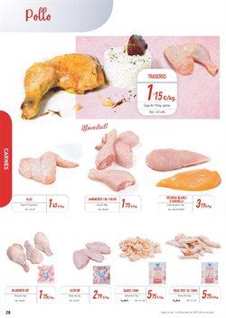Ofertas de Pechuga de pollo  en el folleto de Makro en Madrid